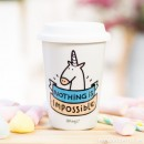 Take away cup - Nothing is impossible
