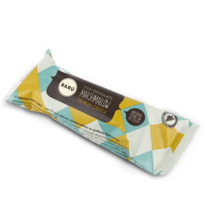 Barù - Marshmallow Bar Milk Chocolate Crunchy Cashew