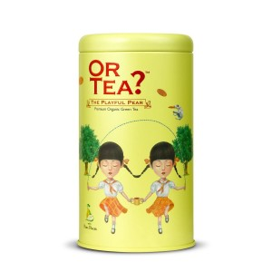 Or Tea - The Playful Pear (canister)